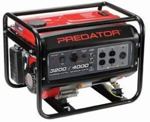 Predator Generator 4000 Peak/3200 Running Watts Review