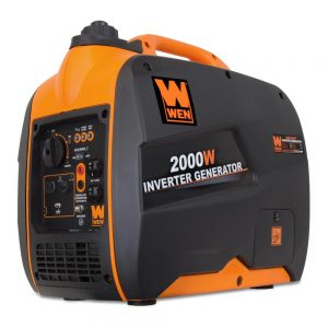 WEN Model 56200i - The Best Portable Generator For Camping