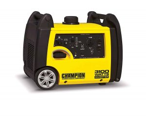 Champion Power Equipment Model 73536i Portable generator for camping